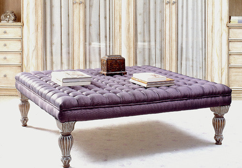 Upholstered Coffee Table Glitterinared Flickr