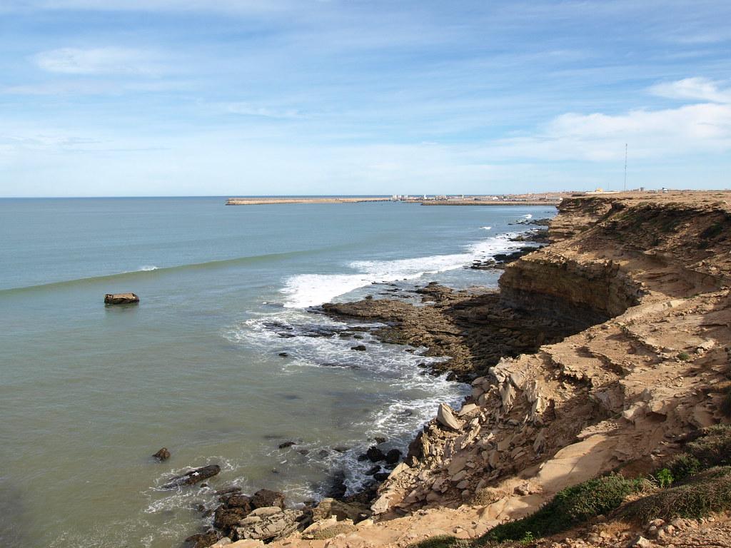 Carretera Sidi Ifni Aaiun Dakhla