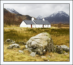 Black Rock Cottage ~ Glencoe | by Magdalen Green Photography