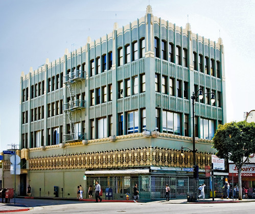 Shane Building (1930), 6650 Hollywood Boulevard, Hollywood, California | by lumierefl