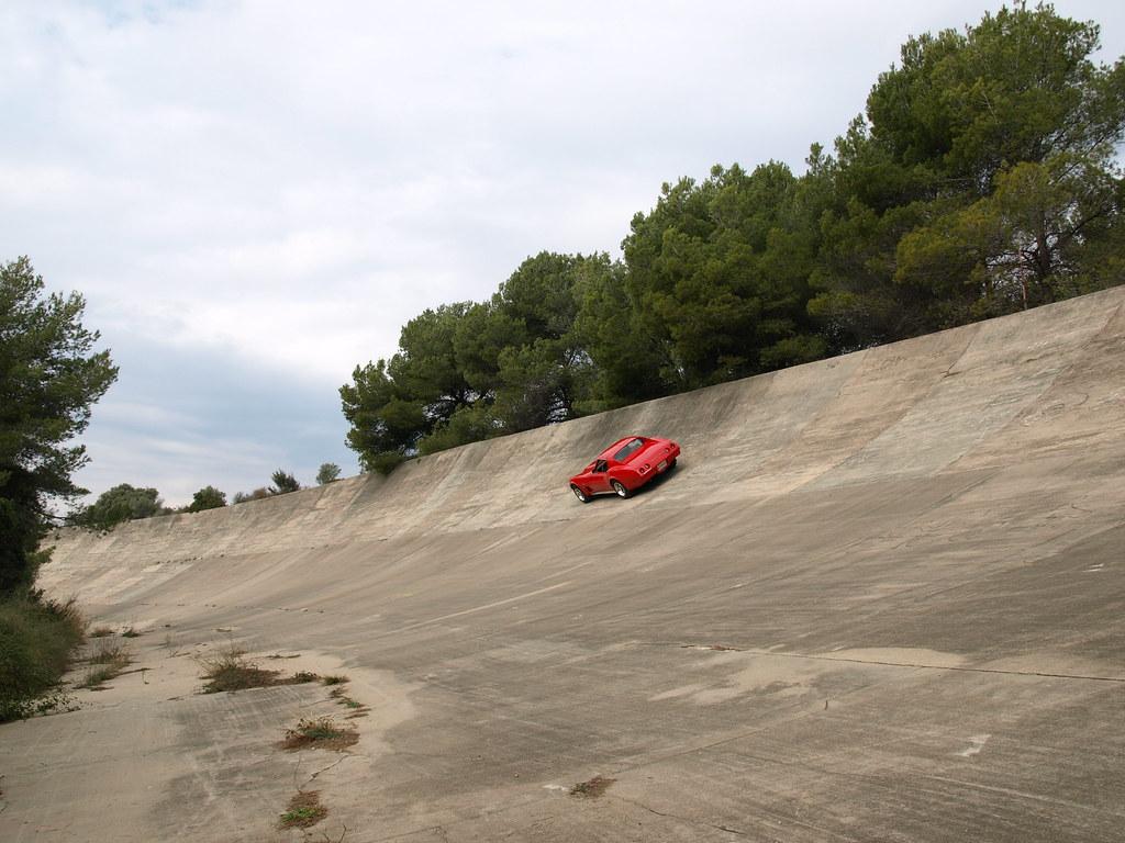 Circuito Terramar : Autodromo nacional terramar sitges para muchos desconocidou flickr