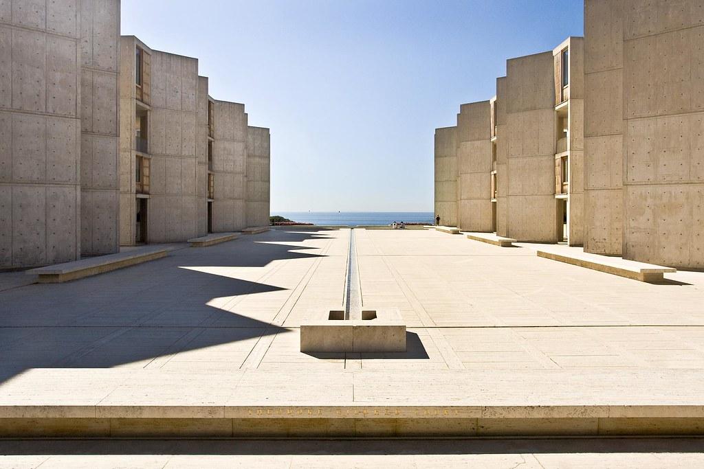 Salk Institute Luis Kahn
