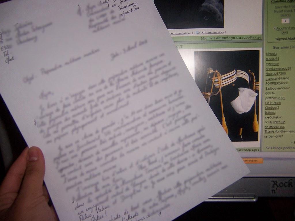 Ma lettre de motivation pour larme maritime l sophiephoto flickr ma lettre de motivation pour larme maritime l by sophiephoto altavistaventures Choice Image