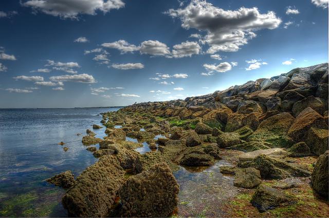 ri low tide
