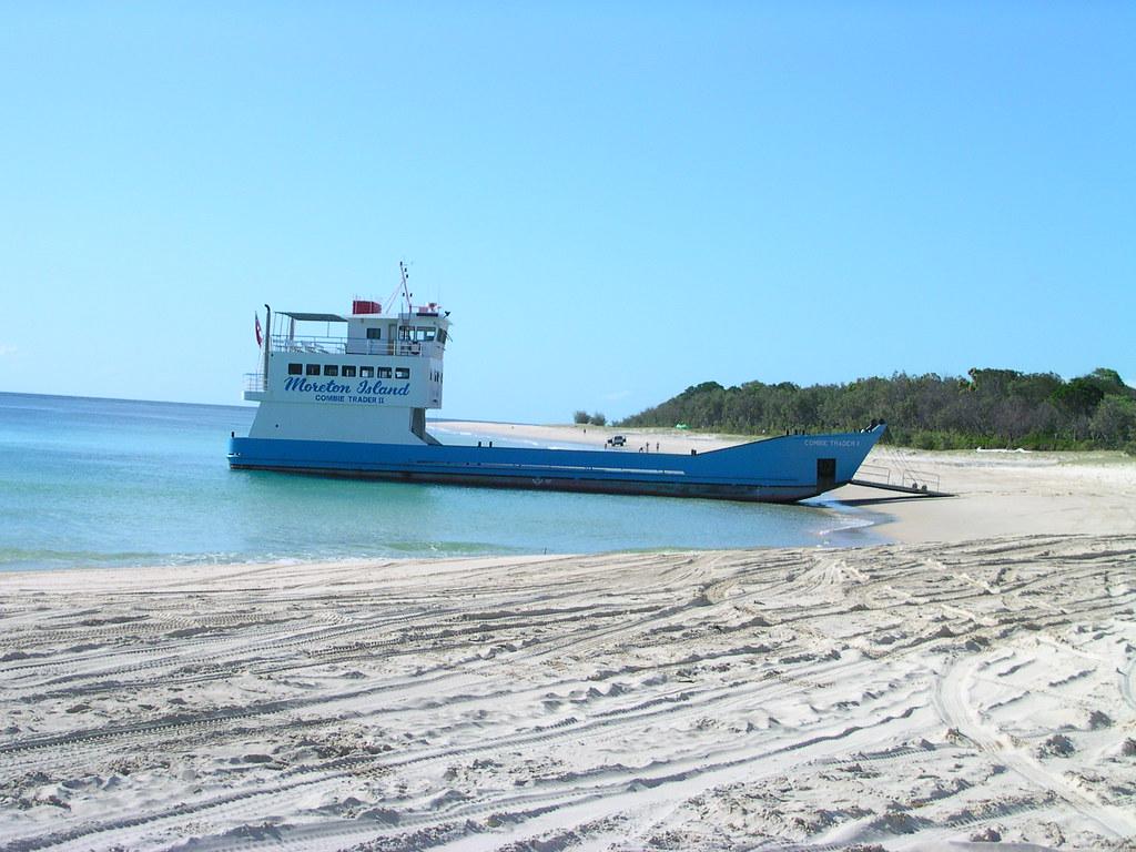 New Moreton Island Ferry