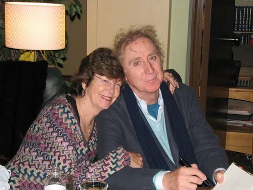 Karen Boyer And Gene Wilder