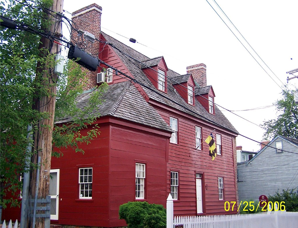 Shiplap House, Annapolis, Maryland (MD)