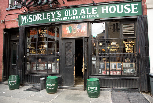 McSorley's Old Ale House | by Scott Beale