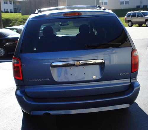 2007 Chrysler Town Country Transmission: 2007 Chrysler Town And Country (Touring)