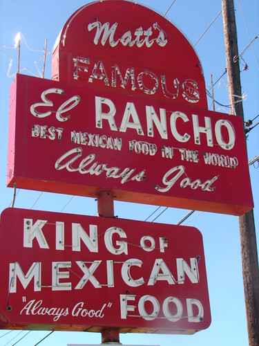 Matt's El Rancho | by Texas to Mexico