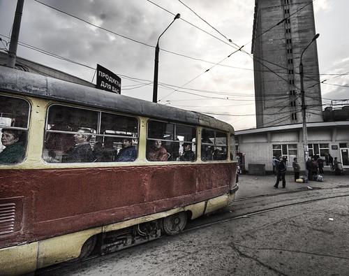 The Old Russian Streetcar (still in operation...) | by Stuck in Customs