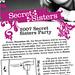 secret sisters party