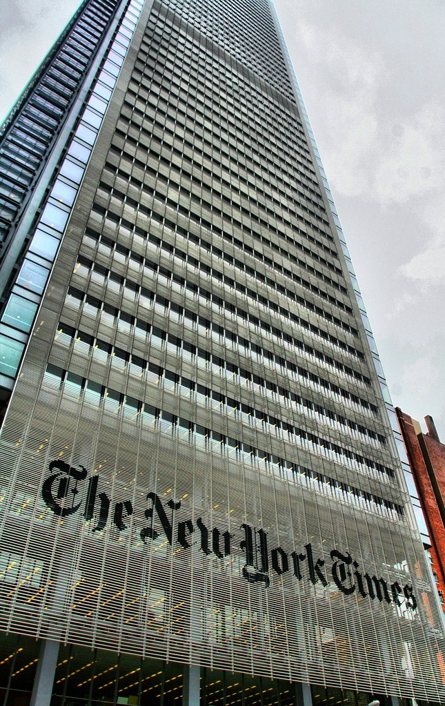 Ny times building scallop holden flickr publicscrutiny Image collections