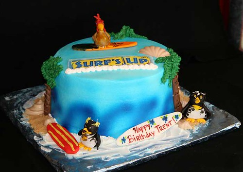Surf S Up Cake Christie Flickr