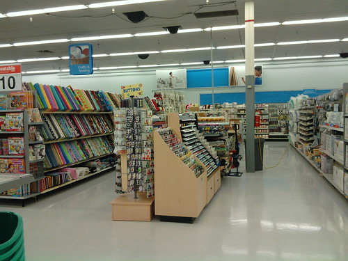Wal mart 73rd street windsor heights des moines iow for Craft stores des moines
