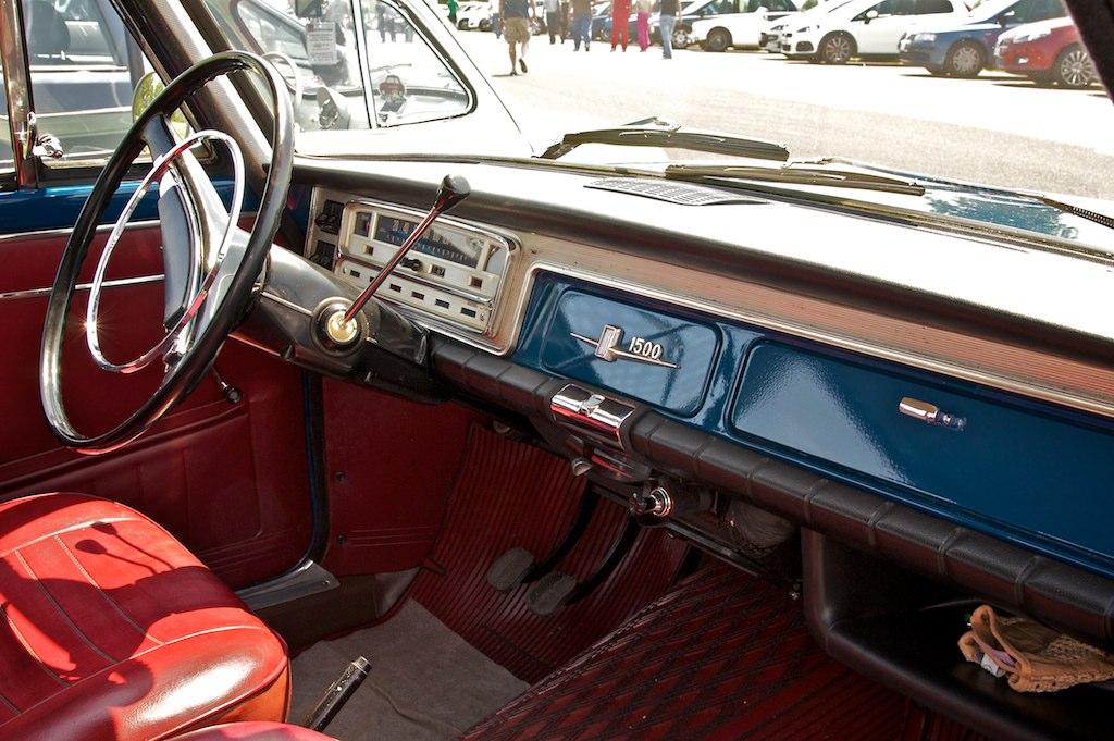 Fiat 1500 Interni 1961 Alessandro Stefano Guerrato Flickr