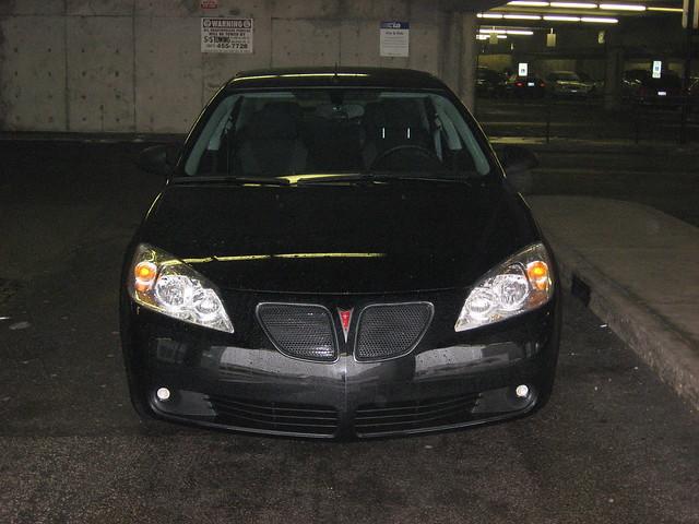 2008 Pontiac G6 2