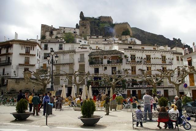 Plaza Santa María - Cazorla  Manuel Romero  Flickr