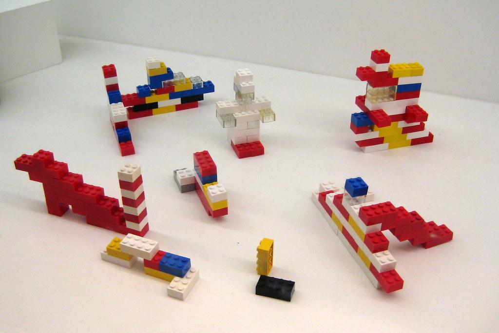 LEGO Genetics