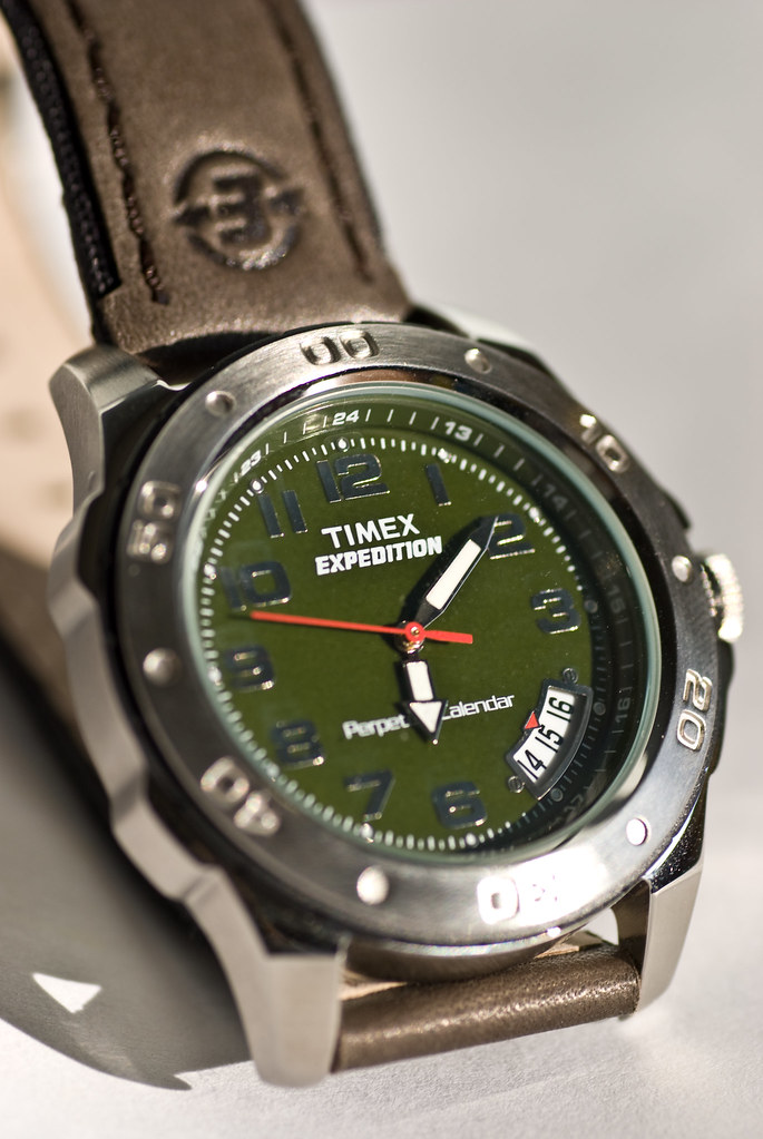 Perpetual Calendar Watch >> Timex Expedition Perpetual Calendar | My new watch. Timex ...