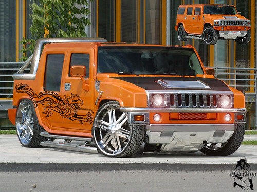 hummer h2 tuning car leo tcl flickr. Black Bedroom Furniture Sets. Home Design Ideas