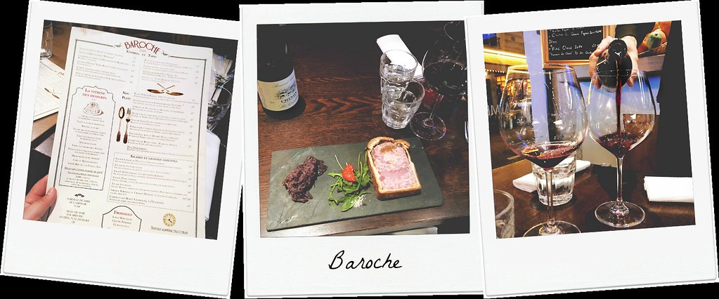 The Paris Diaries - Baroche | via It's Travel O'Clock