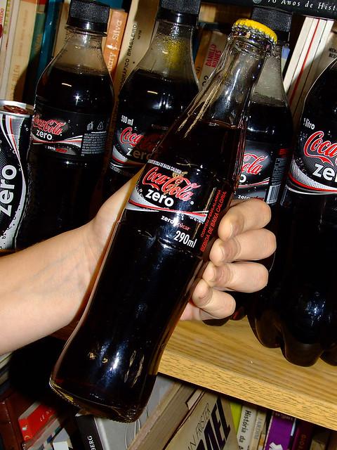 Ml Coke Glass Bottle
