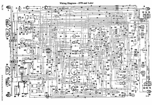 fantastic 1978 mg mgb wiring diagram contemporary - electrical, Wiring diagram
