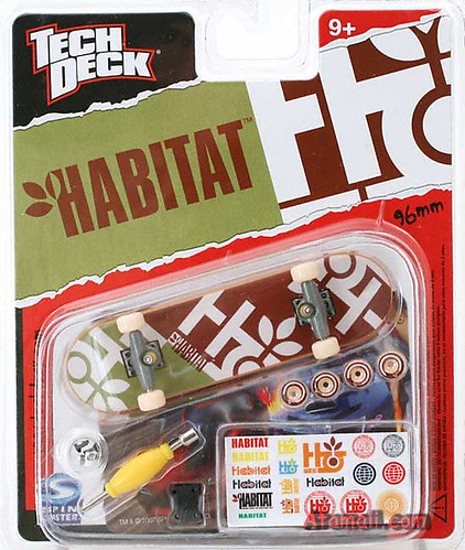 tech deck habitat fingerboard flickr. Black Bedroom Furniture Sets. Home Design Ideas