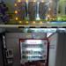 LED showcase