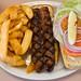 Linguica sandwich