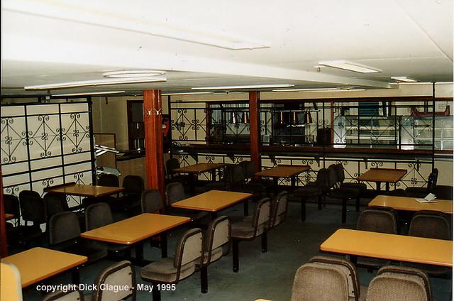 The Deck Cafe Currumbin Lunch Menu