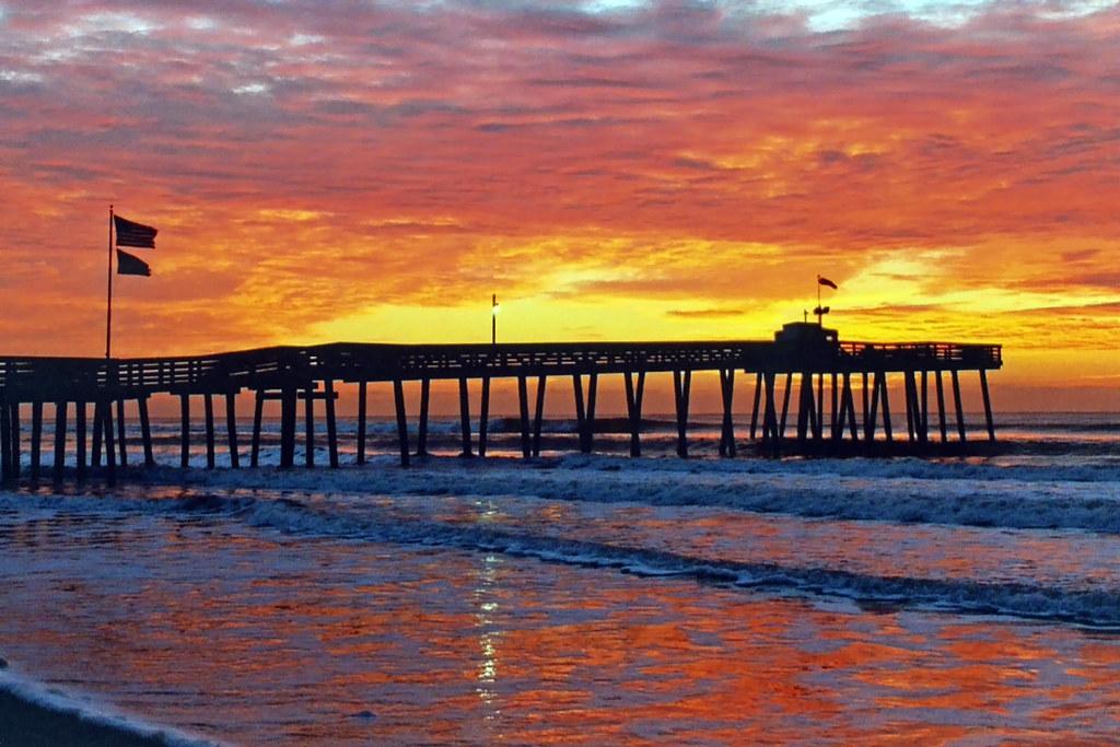 Fishing pier 3 ocean city nj eastcoaster48 flickr for Ocean city nj fishing report