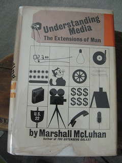 Favourite Book Covers Understanding Media | by Literary Tourist