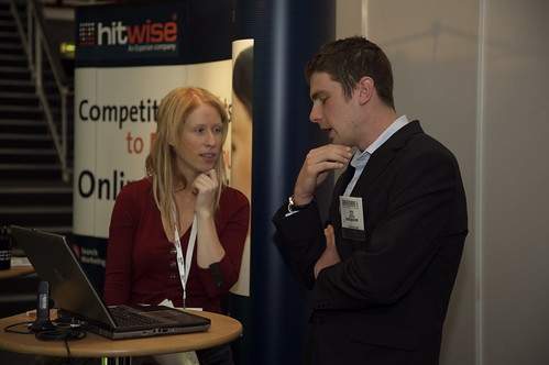 SES London 2008 - Ian Baird of Hitwise | by SESConferenceSeries