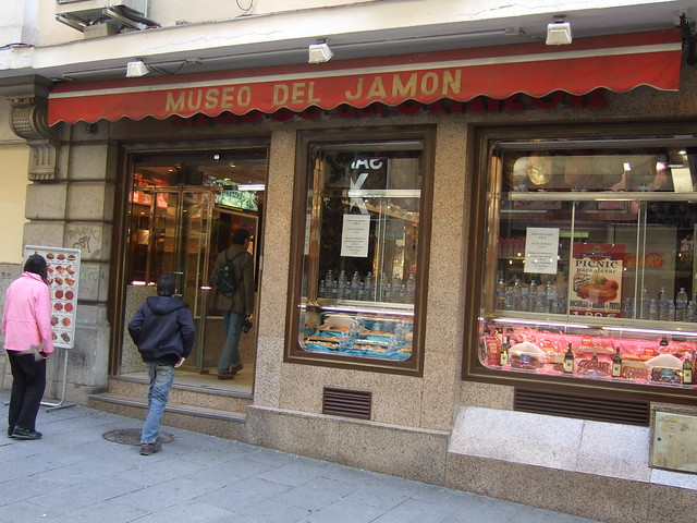 Museo Del Jamon Flickr Photo Sharing