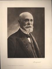 Portrait of Antoine-Henri Becquerel (1852-1908), Physicist