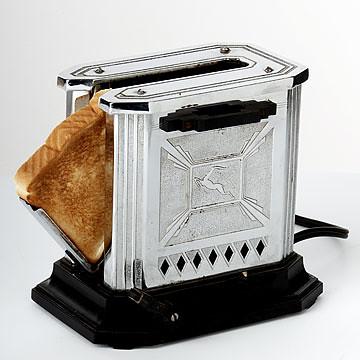artdeco toaster design cecilia fletcher flickr. Black Bedroom Furniture Sets. Home Design Ideas
