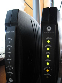 New Cable Modem | by luisventura