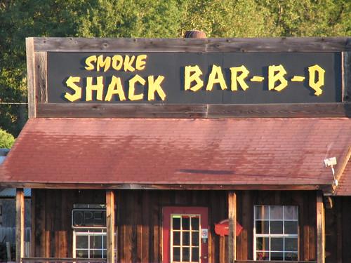 Smoke shack bar b q morgan for Food for bar b q