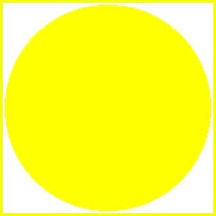 Yellow Circle Sue Moore Flickr