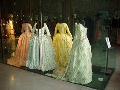 Dresses from Marie Antoinette | by Truus, Bob & Jan too!