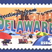 Greetings from America - Delaware