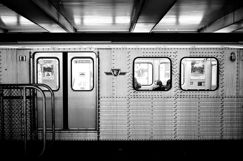 TTC Train | by funkaoshi