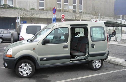 renault kangoo 4x4 manu flickr. Black Bedroom Furniture Sets. Home Design Ideas