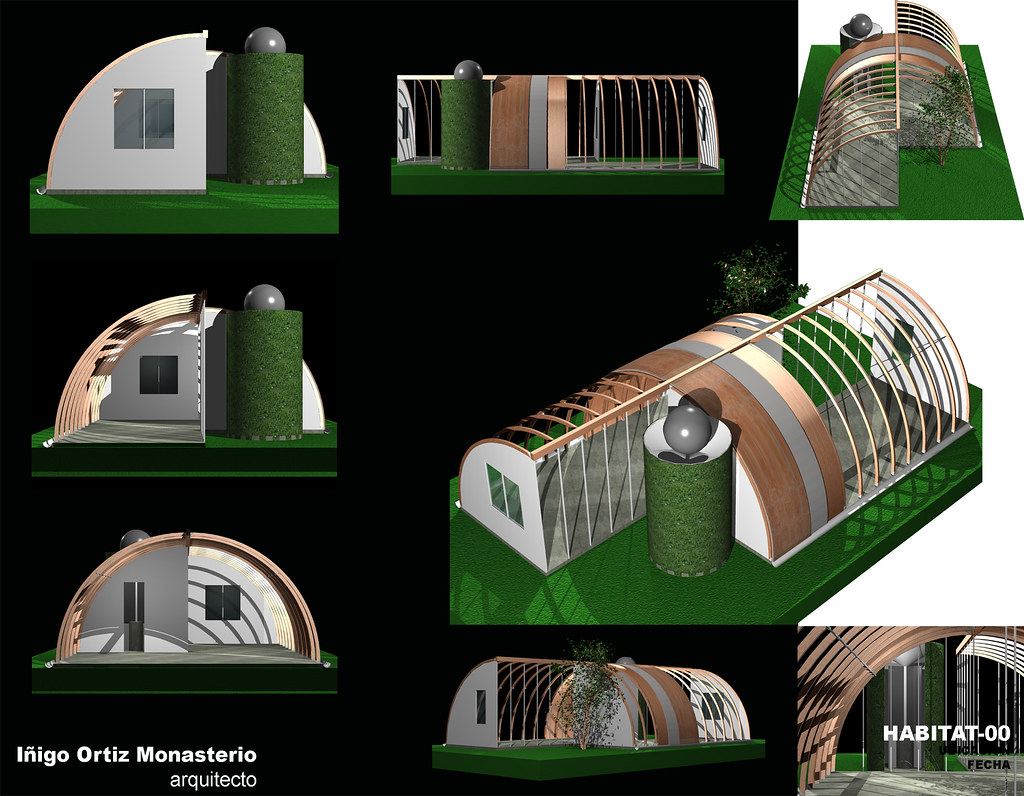 Casa ecologica prefabricada casa ecologica prefabricada - Materiales de construccion tarragona ...