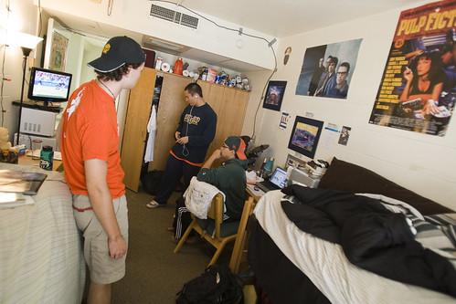 Dorm Rooms Stanford