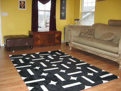 Rugs For Black And White Furniture