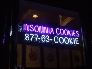 insomnia cookies | by SINCEAGAIN
