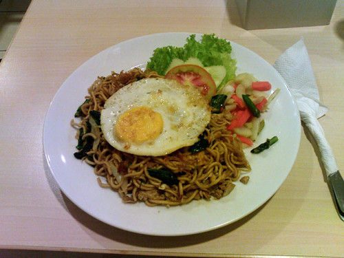Mie Goreng SpecialMie Goreng Special